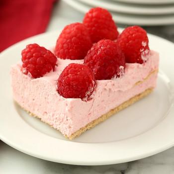 Watch: Raspberry Mousse Pie