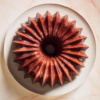 orange-cardamom bundt cake recipe