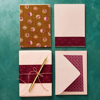 fabric stationary