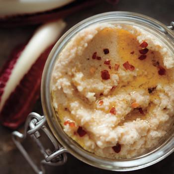 Roasted-Cauliflower Yogurt Dip