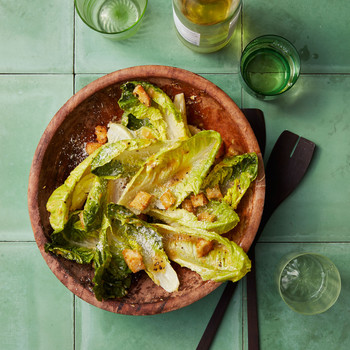 Our Secrets to Making the Perfect Caesar Salad