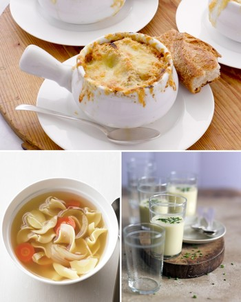 Cold Potato-Leek Soup