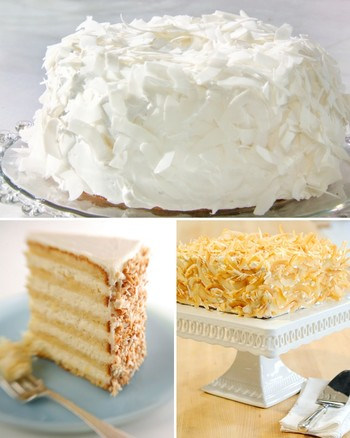 Ultimate Coconut Cake, Part 1