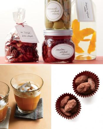 Caramel-Dipped Hazelnuts