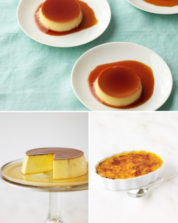 Candied Jack-Be-Little Pumpkin Custard