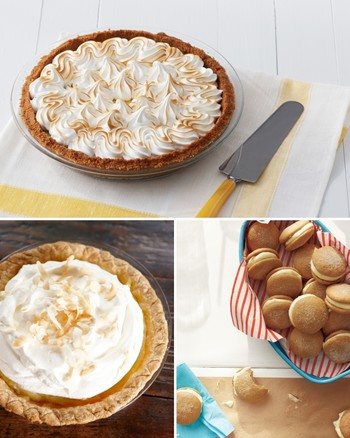 Pumpkin Icebox Pie