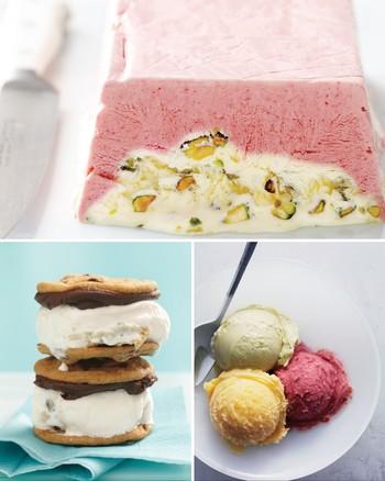 Easy Frozen Dessert Recipes