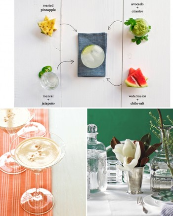 Brunch Mocktails