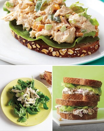 Eli's Tarragon Chicken Salad Sandwiches
