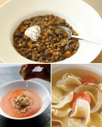 How to Make a Healthy Lentil Soup