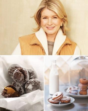Mini Sweet-Potato Doughnuts with Brown-Butter Glaze