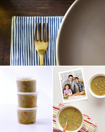 Vegetarian Split-Pea Soup