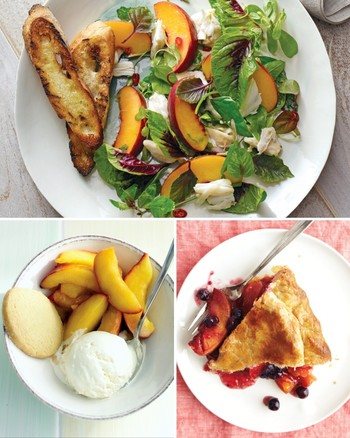 Sauteed Peaches