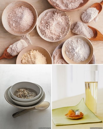 Buckwheat-Sour Cream Waffles