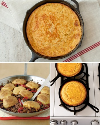 Layered Eggplant and Polenta Casserole