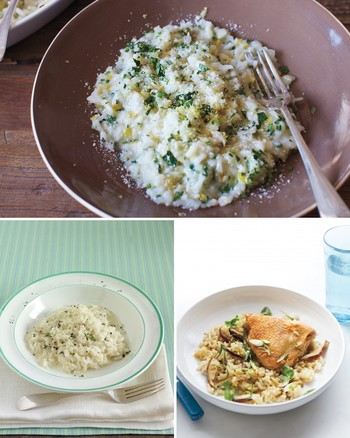 Asparagus-and-Lemon Risotto