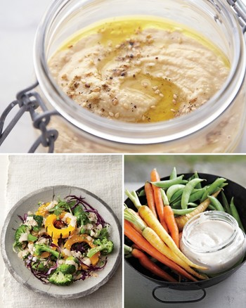 Spiced-Up Hummus