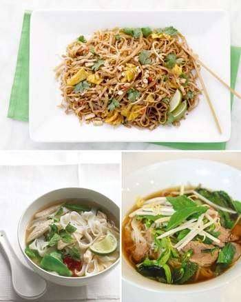 Chef Jeffrey Alford's Asian Rice Noodles, Part 1