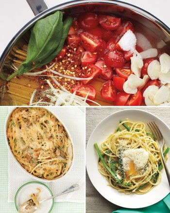 Vegetable Garden Linguine