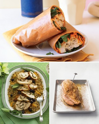 Kids' Turkey Roll-Ups