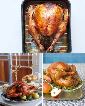 How to Use Fresh Herbs in a Thanksgiving Turkey