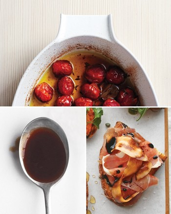 Balsamic Vinegar Sauce