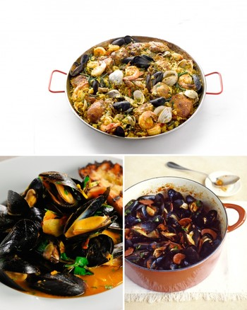 How To Prepare Mussels Mariniere
