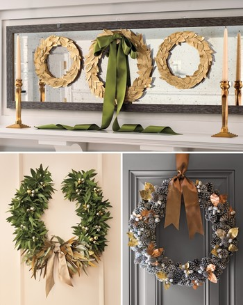 Christmas Trees and Wreaths