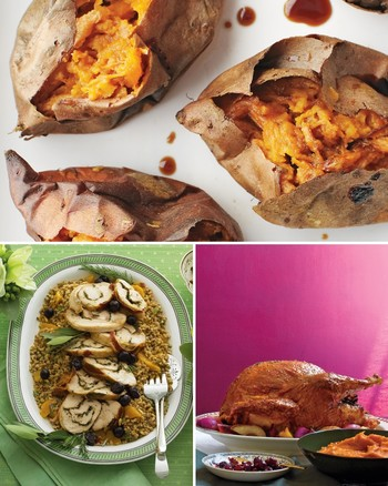 Braised Mexican Pumpkin and Pork by Rick Bayless