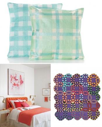 Making Decorative Bedroom Accessories