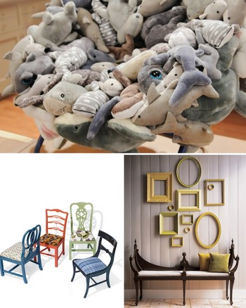 Stuffed-Animal Chair