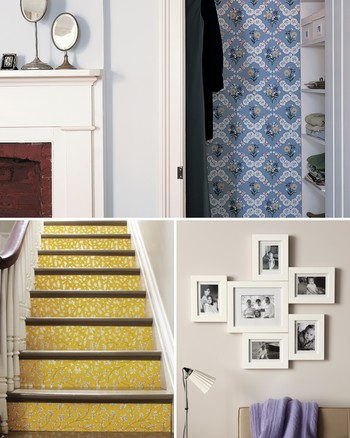Fresh Start: Wallpaper Projects