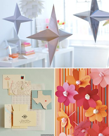 Christmas Cracker-Inspired Crafts