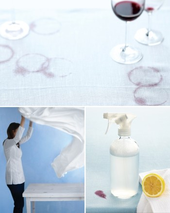 SOS (Save Our Sweaters): Secrets of Stain Removal