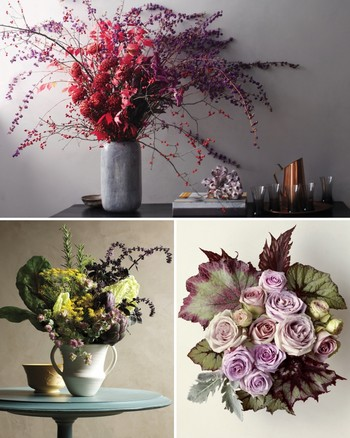 Louis Miller Designs Flower Arrangements
