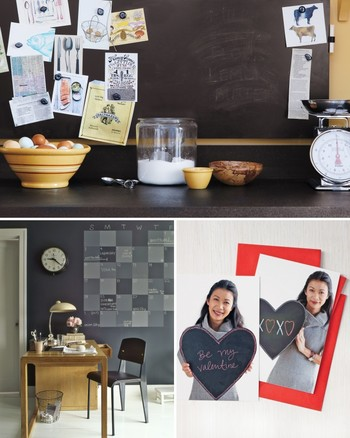 How to Make a Chalkboard Message Board