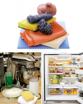 Cleaning Small Appliances