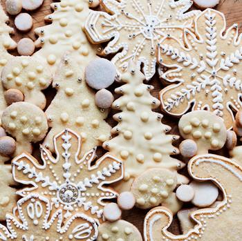 holiday sugar cookie varieties