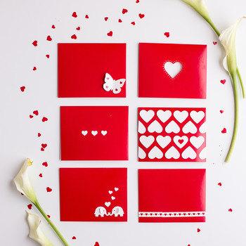 Here's How to Easily Make Paper-Punched Valentines — 6 Ways!