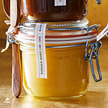 Mandarin Orange-Lime Curd