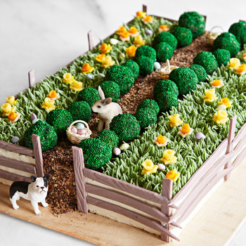 Martha's Bedford Easter Cake