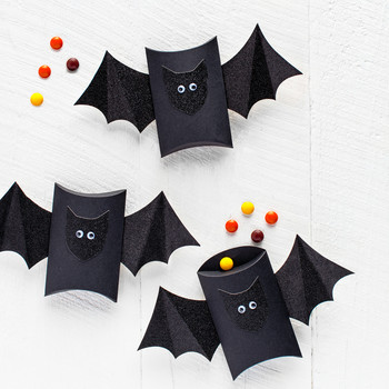 Batty Halloween Treat Boxes