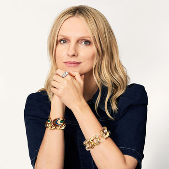 Laura Brown, InStyle Editor-in-Chief, Portrait