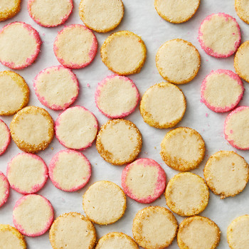 vanilla-bean sugar cookies