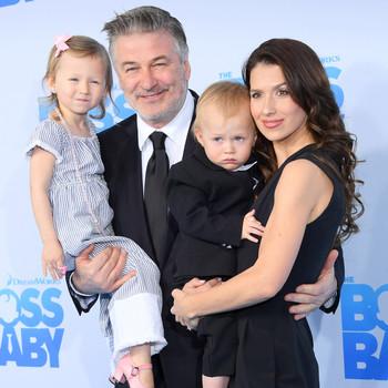 alec hilaria baldwin family