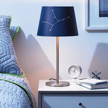 Starry Nights: DIY Constellation Lampshade