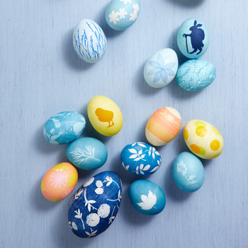 50 of Our All-Time Best Ideas for Decorating Easter Eggs