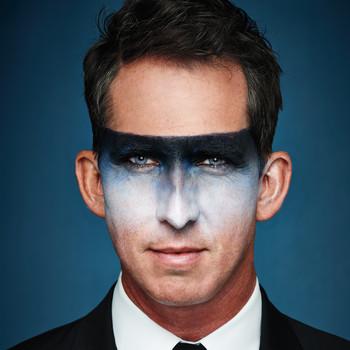 Ombré Phantom Mask Makeup
