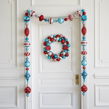 Shatterproof Ornament Garland