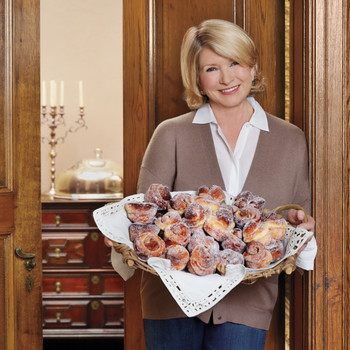 One Dough, Five Make-Ahead Treats from Martha
